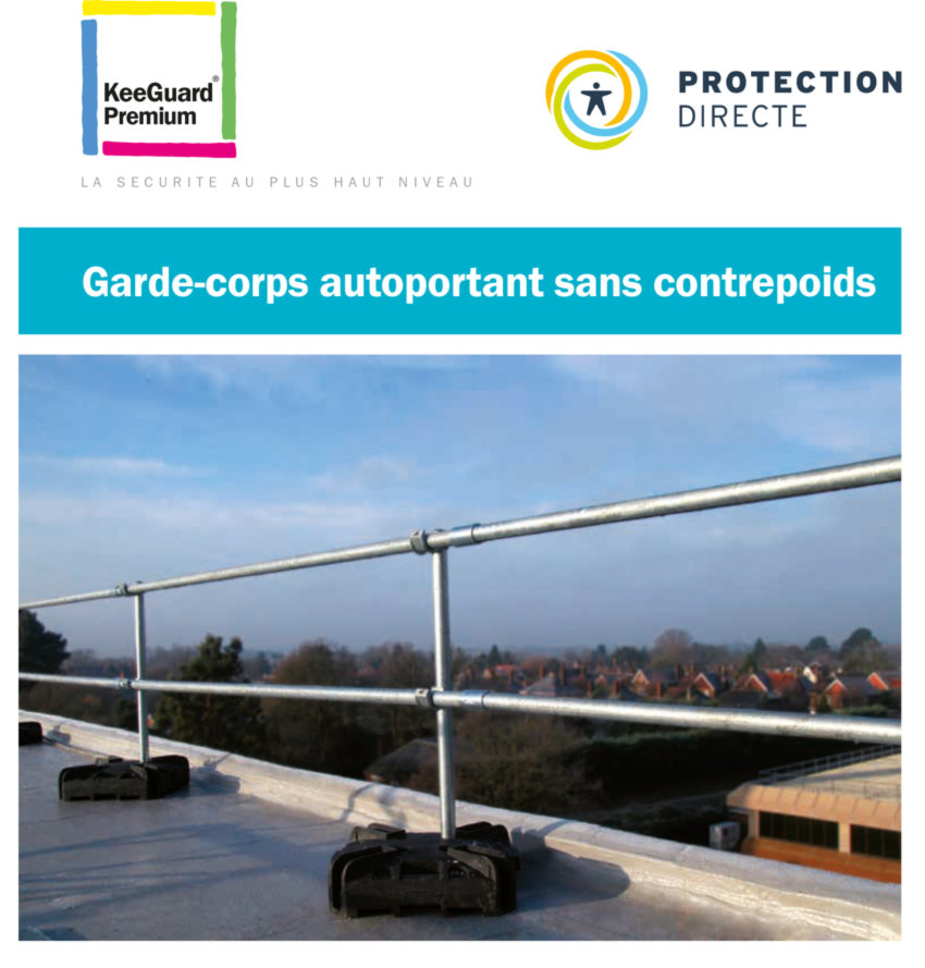 Garde-corps autoportant Premium catalogue