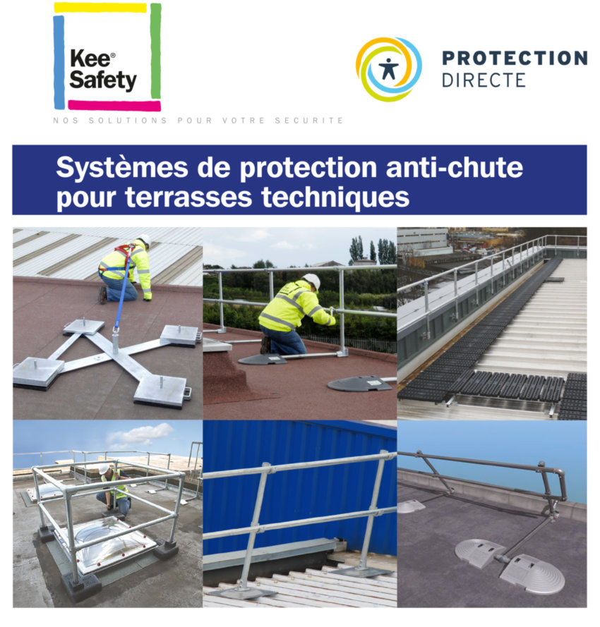 Protection anti-chute pour terrasses catalogue